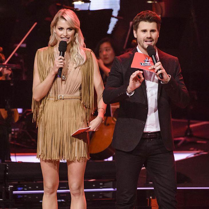 """""""The Voice"""": Gercke und Schölermann moderieren die sechste Staffel"""