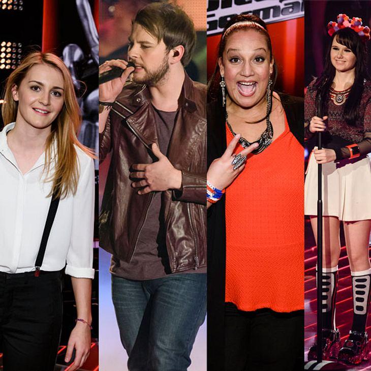 Gewinnspiel Gewinner Voice Of Germany 23.11