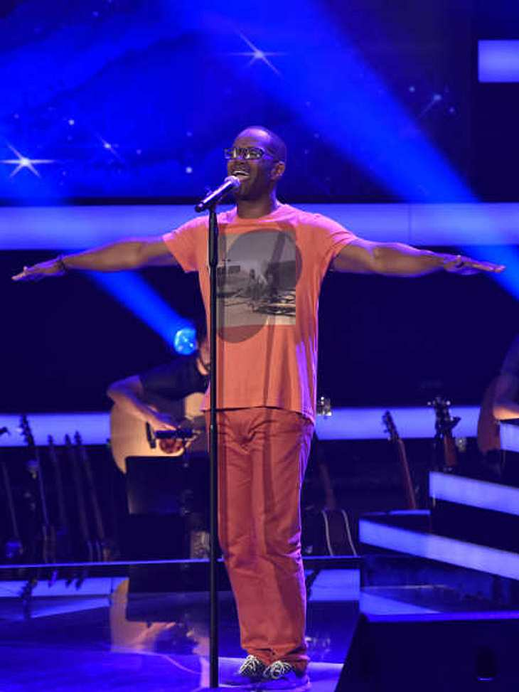 """The Voice: Pastor Kirk Smith ist """"Like A Star"""""""