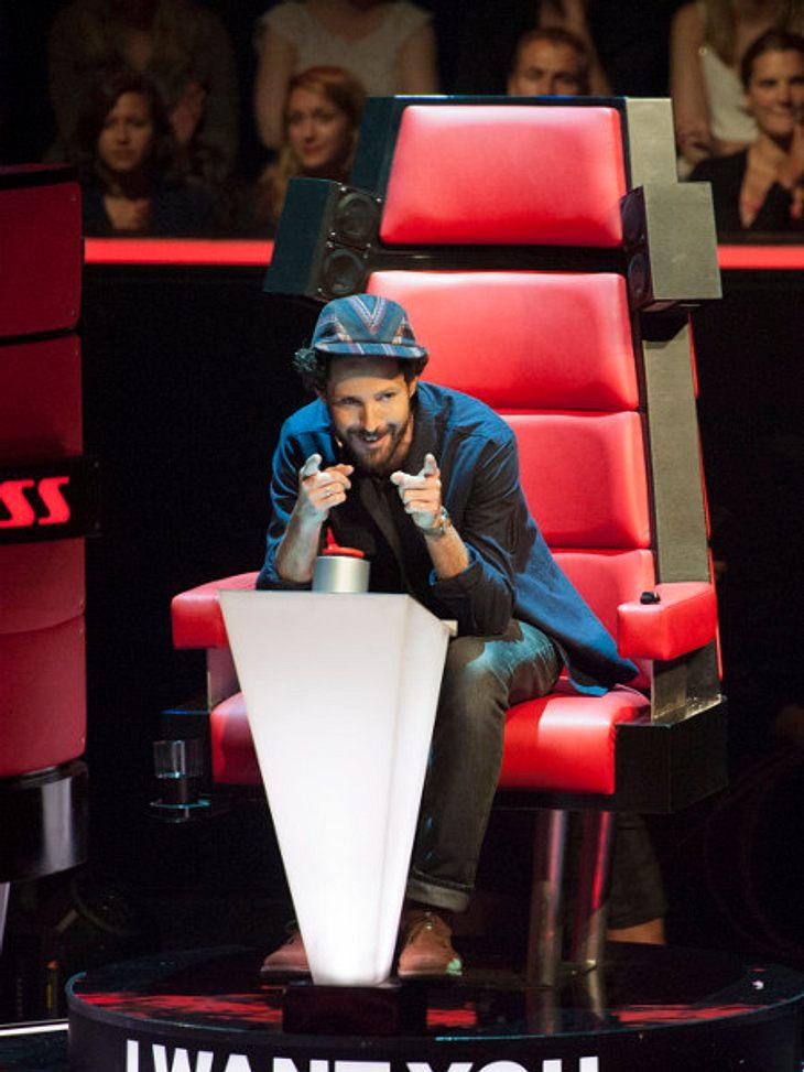 The Voice: Max Herre ist angetan von dem Niveau