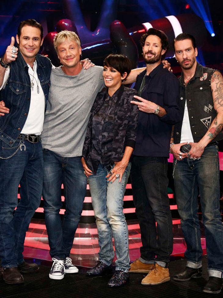 """Für die """"The Voice""""-Jury gab es heute finnischen Likör"""