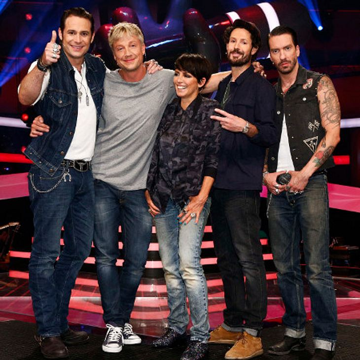 The Voice of Germany. Die neue Jury
