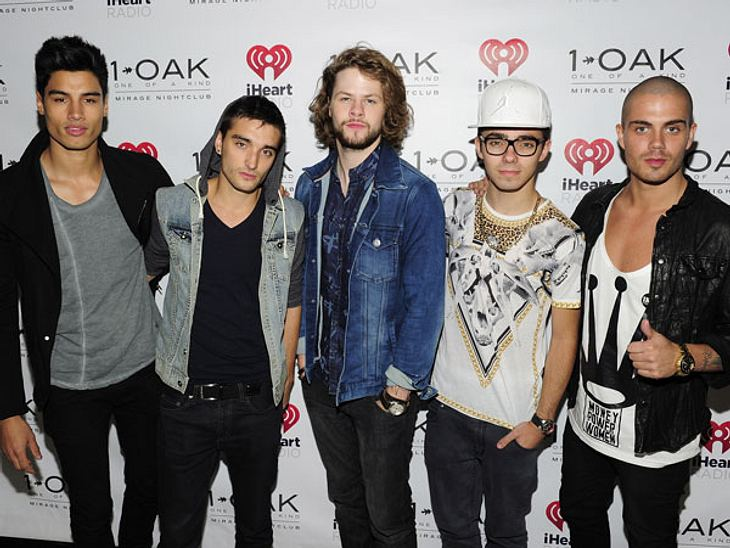 The Wanted im Interview mit InTouch Online