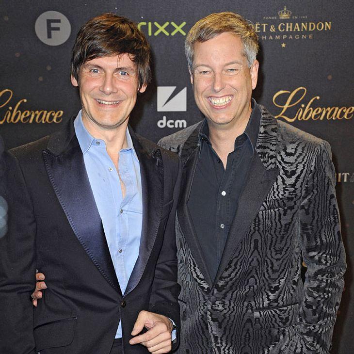 Let's Dance-Star Thomas Hermanns: Er ist seine große Liebe!