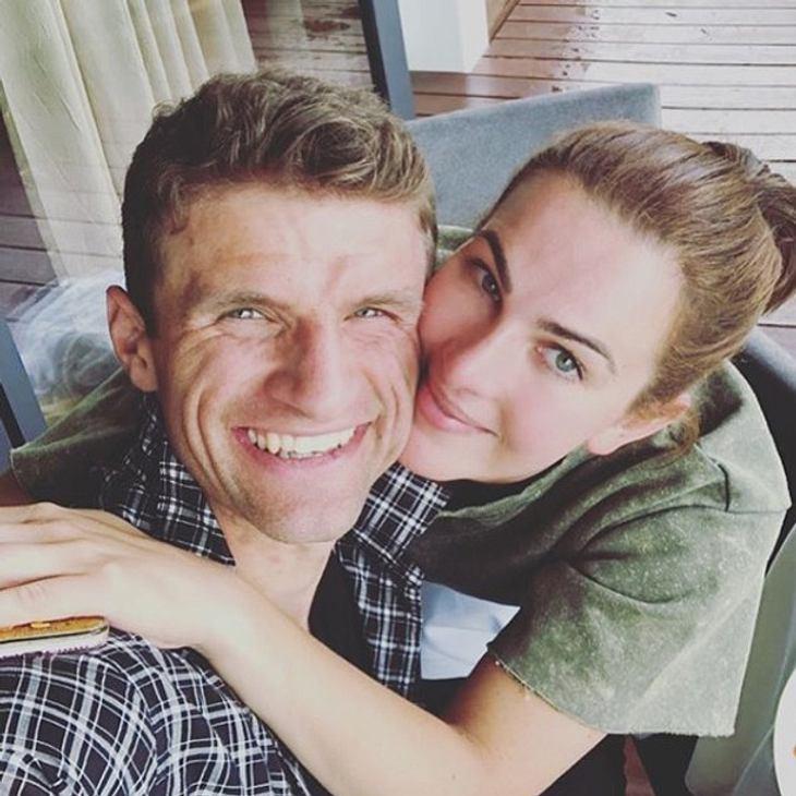So eroberte Lisa Müller das Herz ihres Mannes Thomas Müller