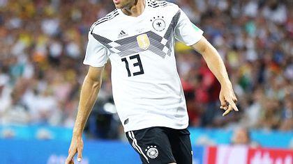 Thomas Müller: Bittere Verkündung kurz vor dem WM-Spiel! - Foto: Getty Images