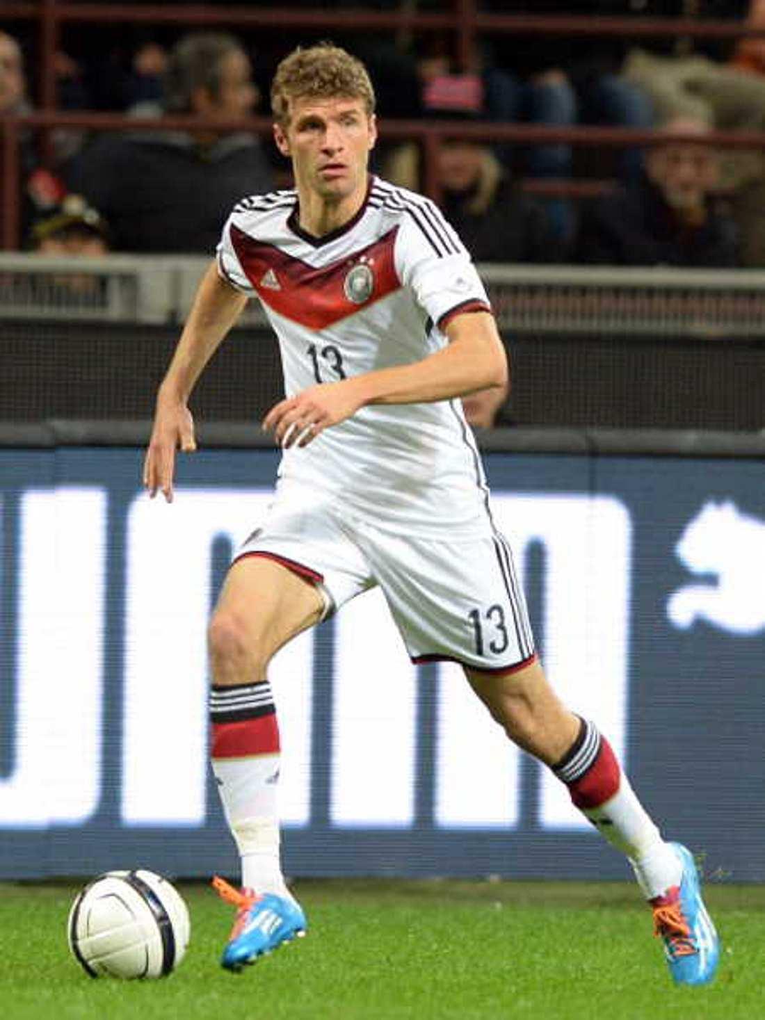 So viel verdient Thomas Müller mit Werbung