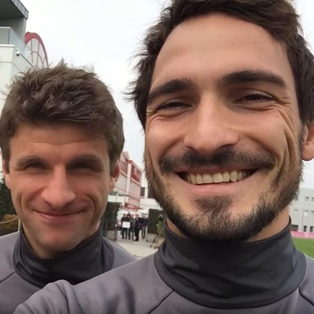 Thomas Müller vs. Mats Hummels: Darum geht es wirklich in der ThoMats-Challenge