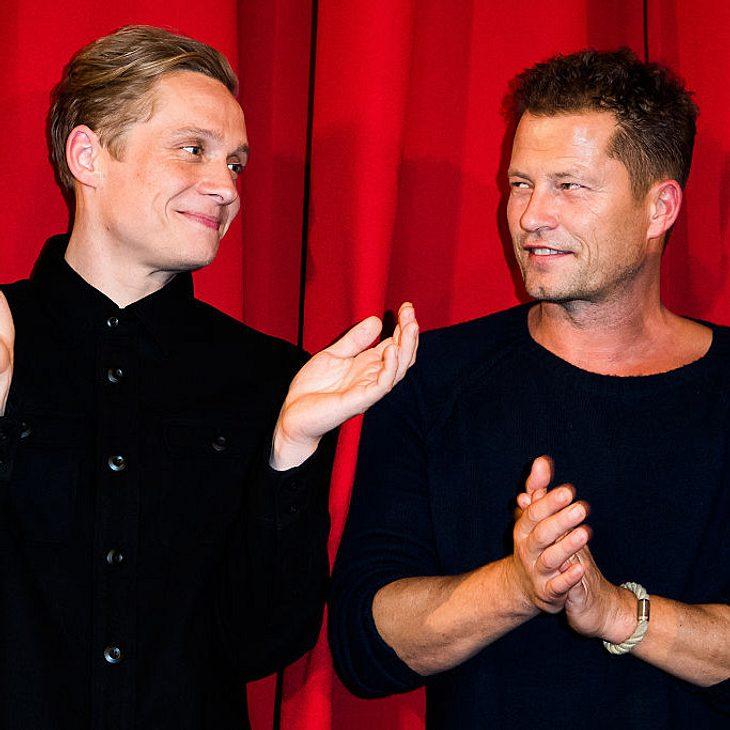 Til Schweiger und Matthias Schweighöfer hatten Streit