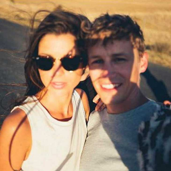Tim Bendzko: Süße Liebeserklärung von Freundin Zoe Brossy via Instagram!