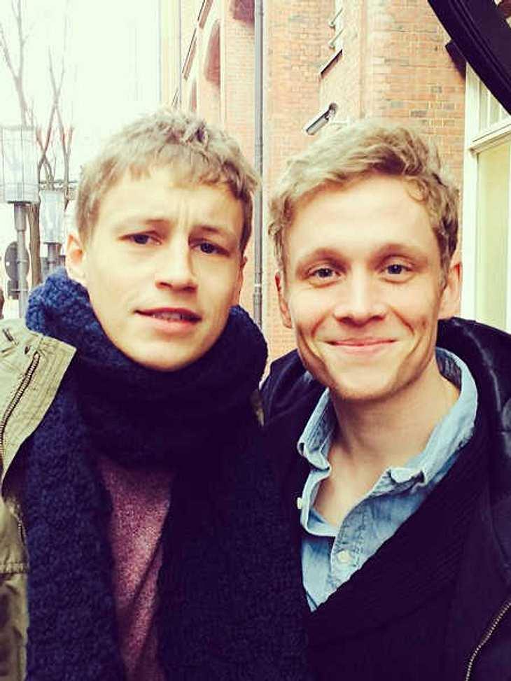 Tim Bendzko und Matthias Schweighöfer: Sind sie Brüder?