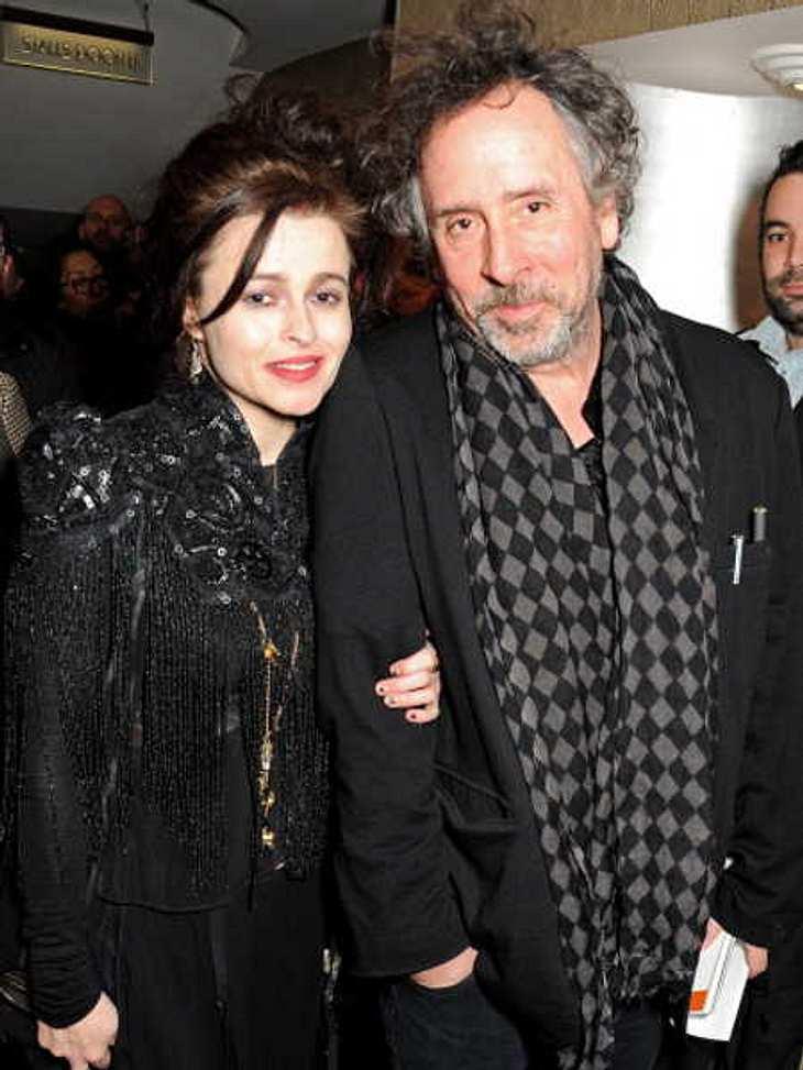 Tim Burton & Helena Bonham Carter: Trennung nach 13 Jahren
