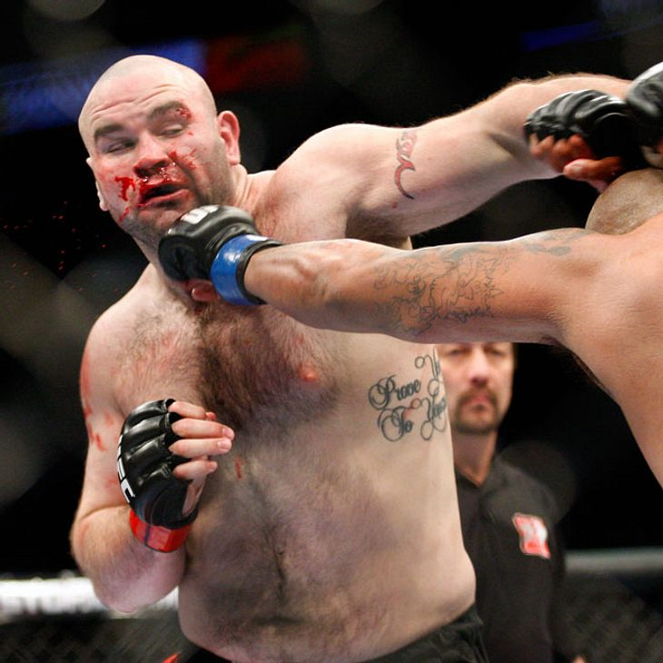 UFC-Kämpfer Tim Hague stirbt nach K.O.