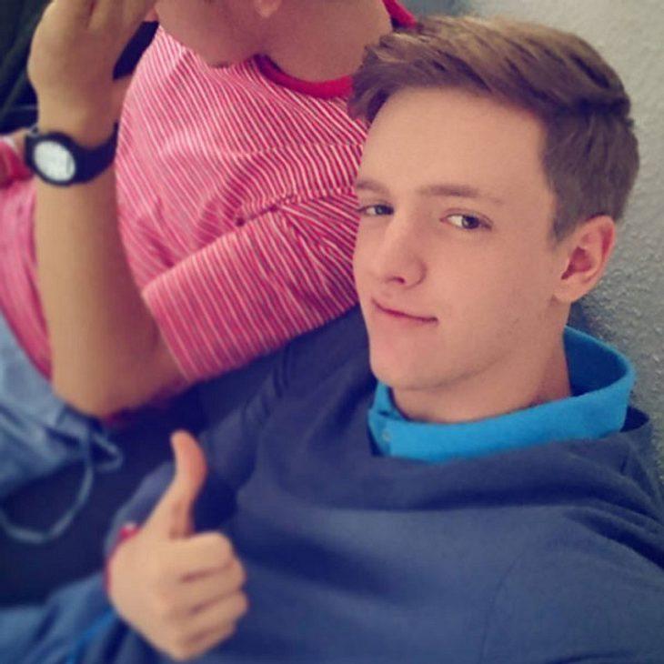 """""""Club der roten Bänder"""": Timur Bartels zeigt seine Freundin"""