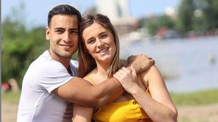 Timur Ülker und seine Freundin