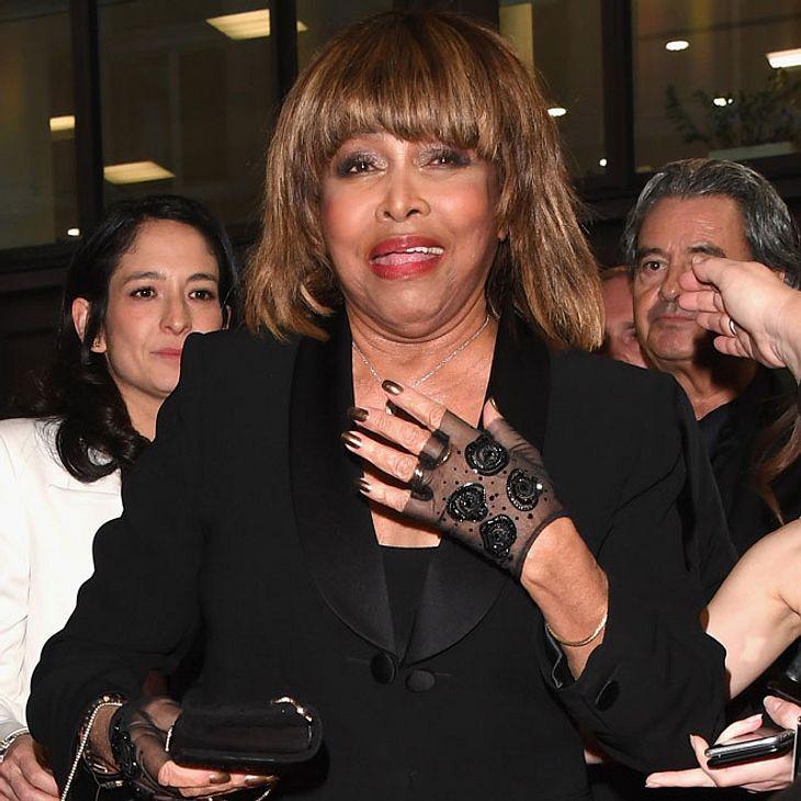 Tina Turner: Selbstmord-Drama!