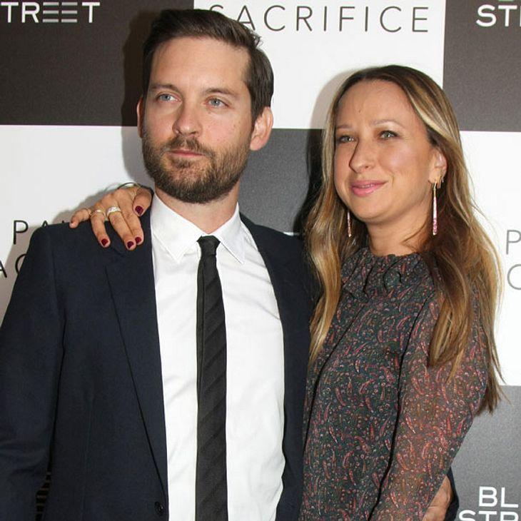 Tobey Maguire und Jennifer Meyer: Trennung!
