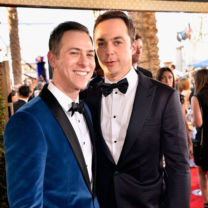 """BBT""-Star Jim Parsons hat geheiratet!"