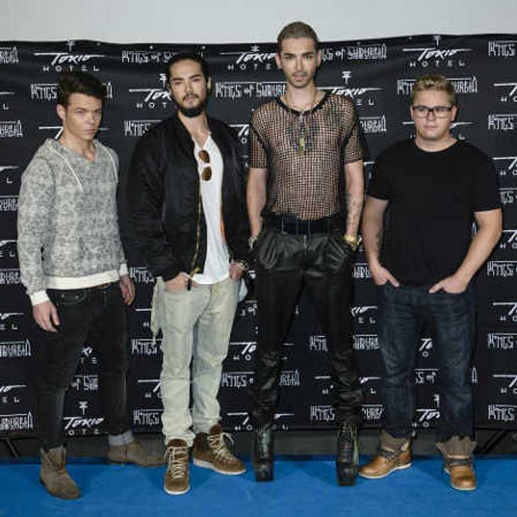Tokio Hotel dankt Aliens aus Mexiko!