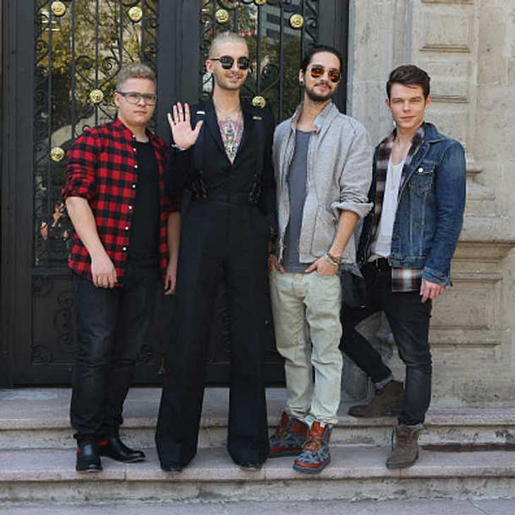 Tokio Hotel Berlin neues Album