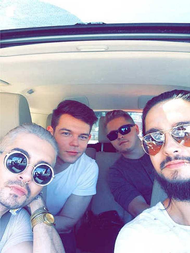 Die größten Erfolge von Tokio Hotel