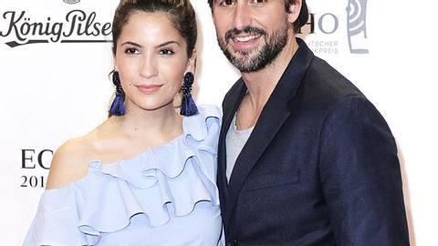 Tom Beck und Chryssanthi Kavazi haben sich verlobt - Foto: Getty Images