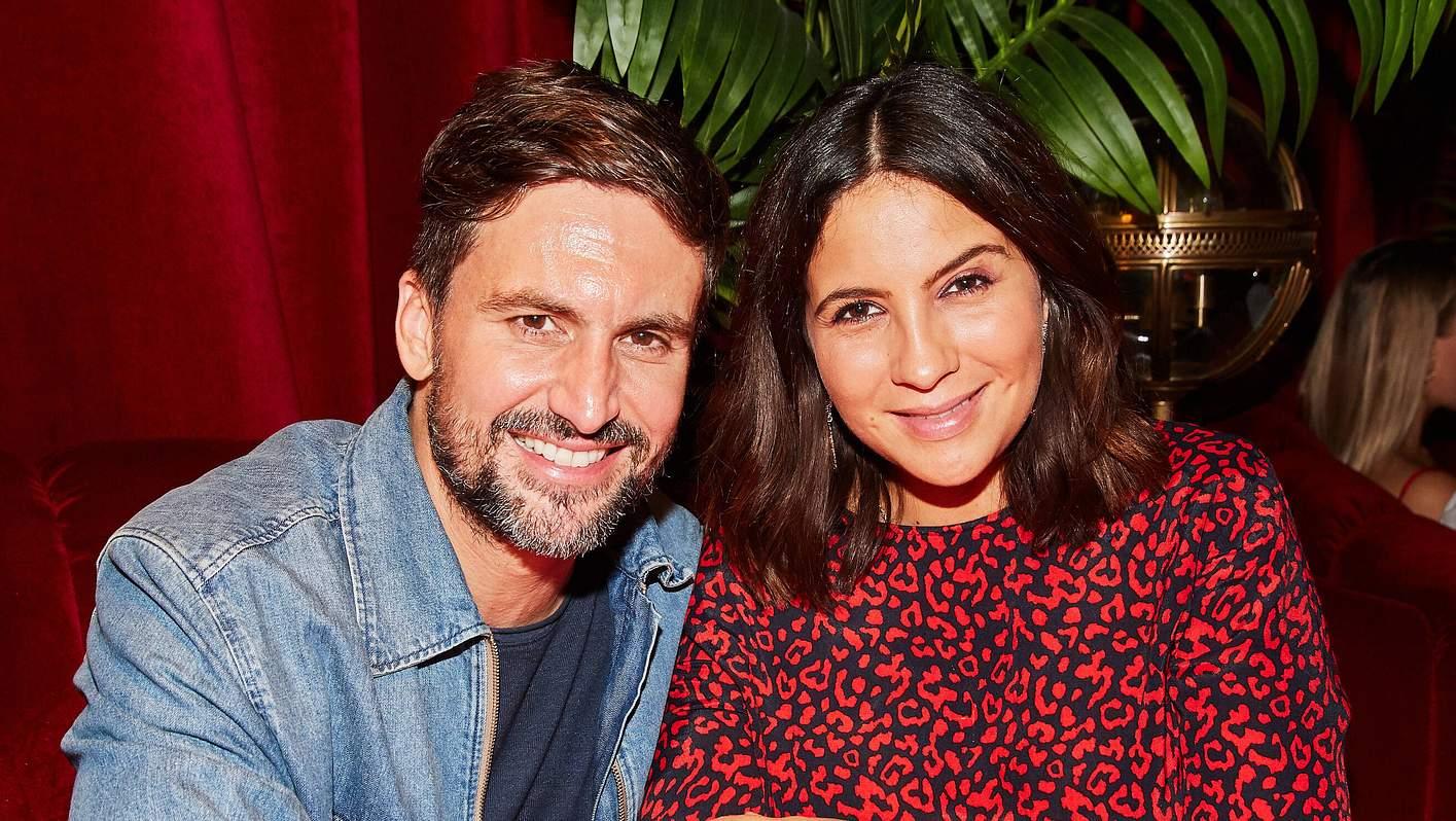 Tom Beck und seine Frau Chryssanthi Kavazi