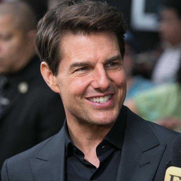 "Sarah Wright So war der Sex mit Tom Cruise bei ""Barry Seal""!"
