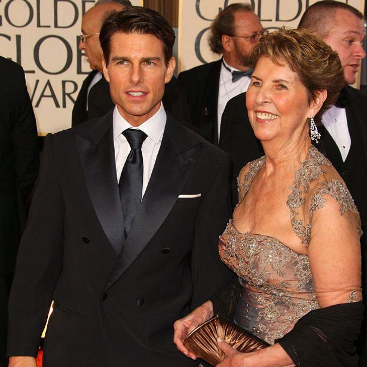 Tom Cruise weint um seine Mutter