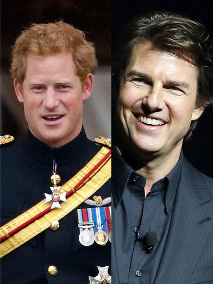 """Tom Crusie will Prinz Harry für """"Top Gun""""-Fortsetzung besetzen!"""