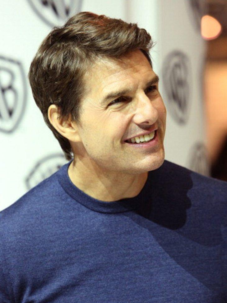 Für Tom Cruise ist das Thema Scientology tabu