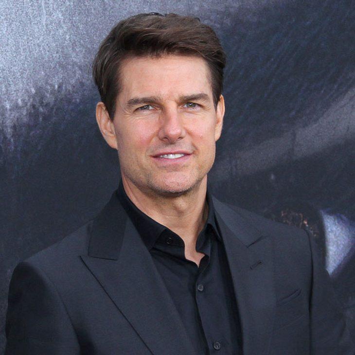Tom Cruise: Dramatischer Unfall am Set