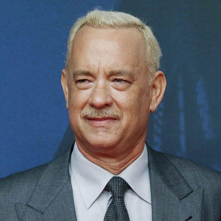 Tom Hanks ist jetzt blond