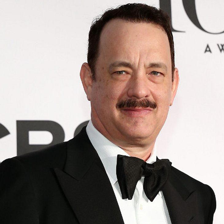 Tom Hanks ist seinen Job als Geschworener los.