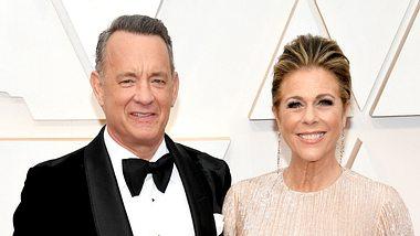 Tom Hanks und Rita WIlson - Foto: GettyImages