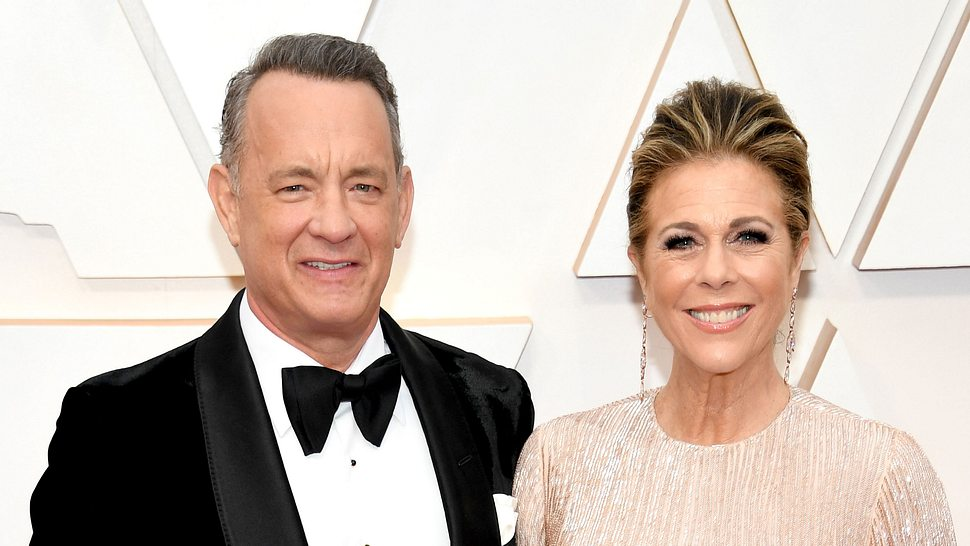 Tom Hanks und Rita WIlson - Foto: GettyImages