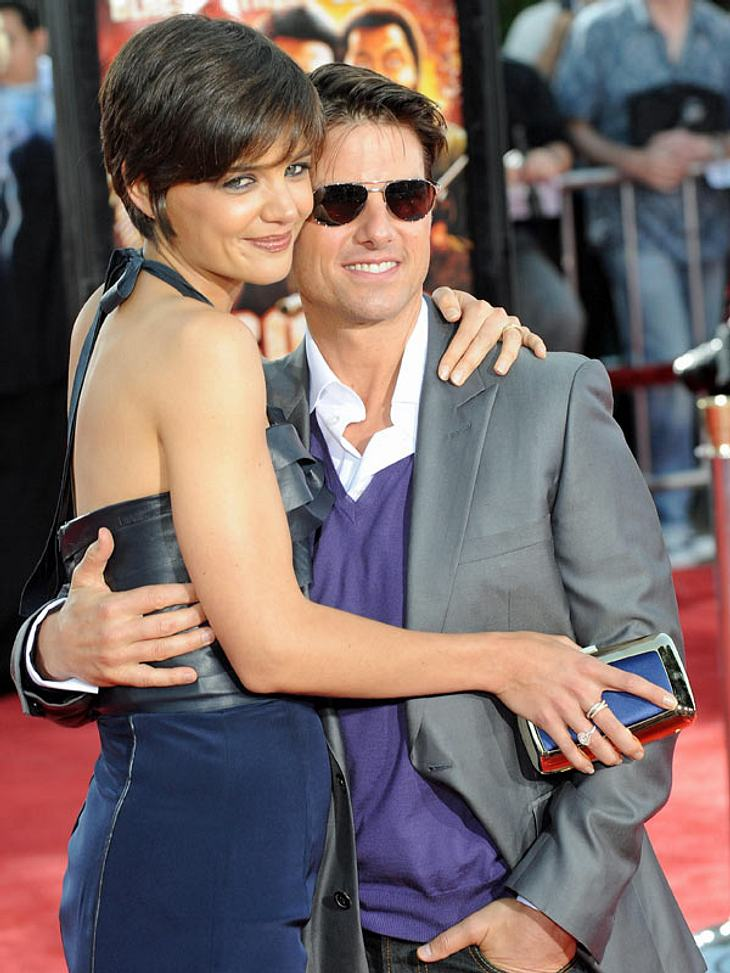 Tom Cruise und Katie Holmes: Zur Feier des Hochzeitstages
