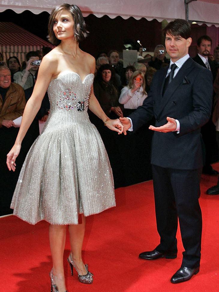 undefined Tom Cruise und Katie Holmes: Zur Feier des Hochzeitstages