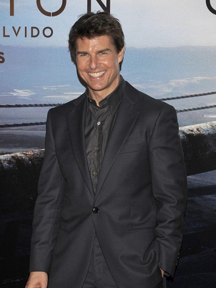 Tom Cruise freut sich, wenn seine Kinder ebenfalls in die Schauspielerei gehen würden.