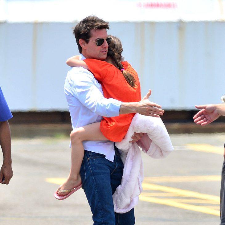 Tom Cruise hat seine Tochter schon seit Ewigkeiten nicht mehr gesehen