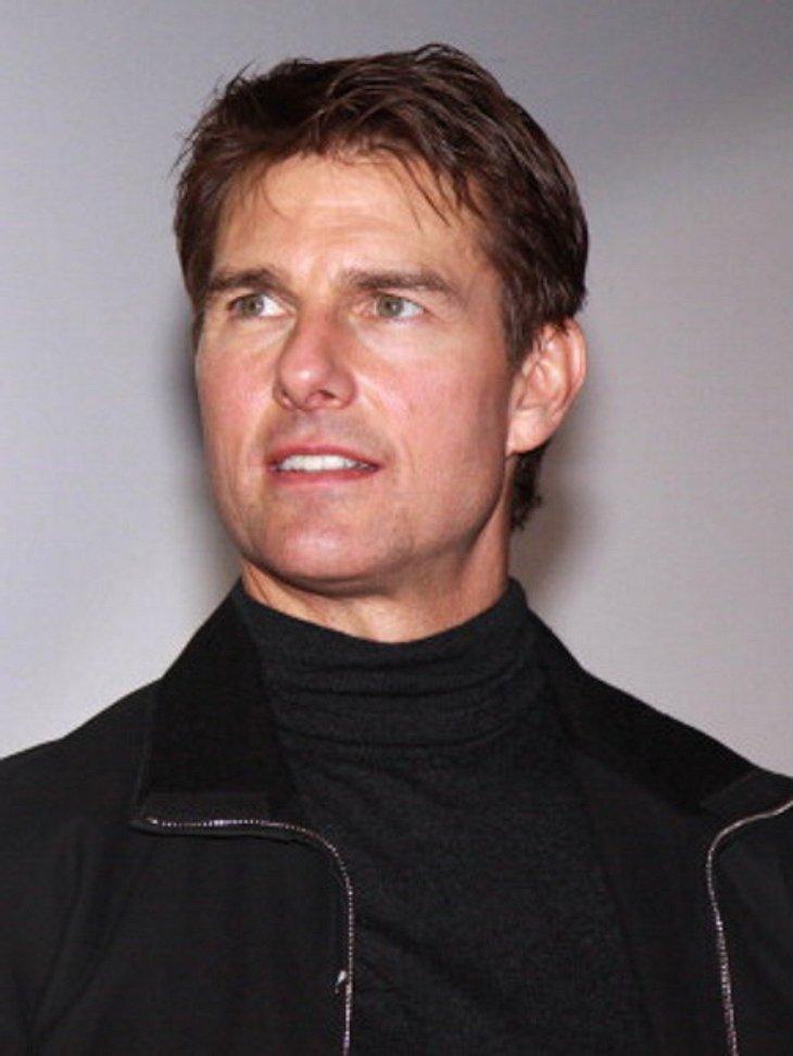 Tom Cruise ist bereit, sich wieder zu verlieben...