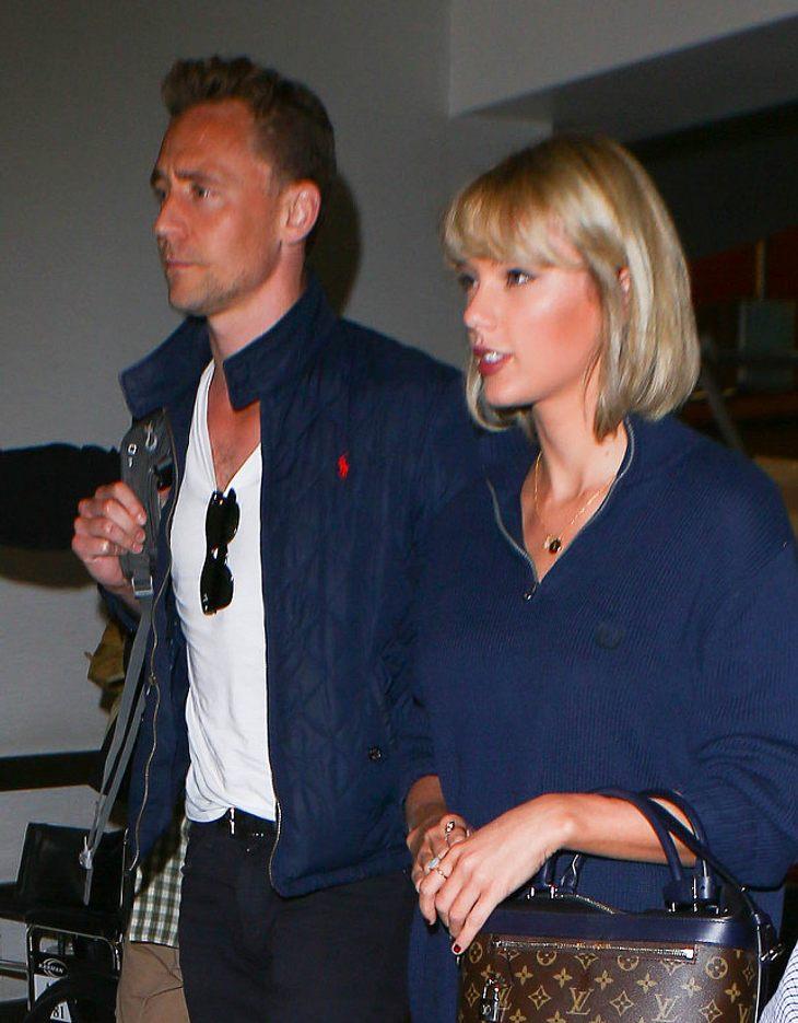 Tom Hiddleston und Taylor Swift waren drei Monate ein Paar