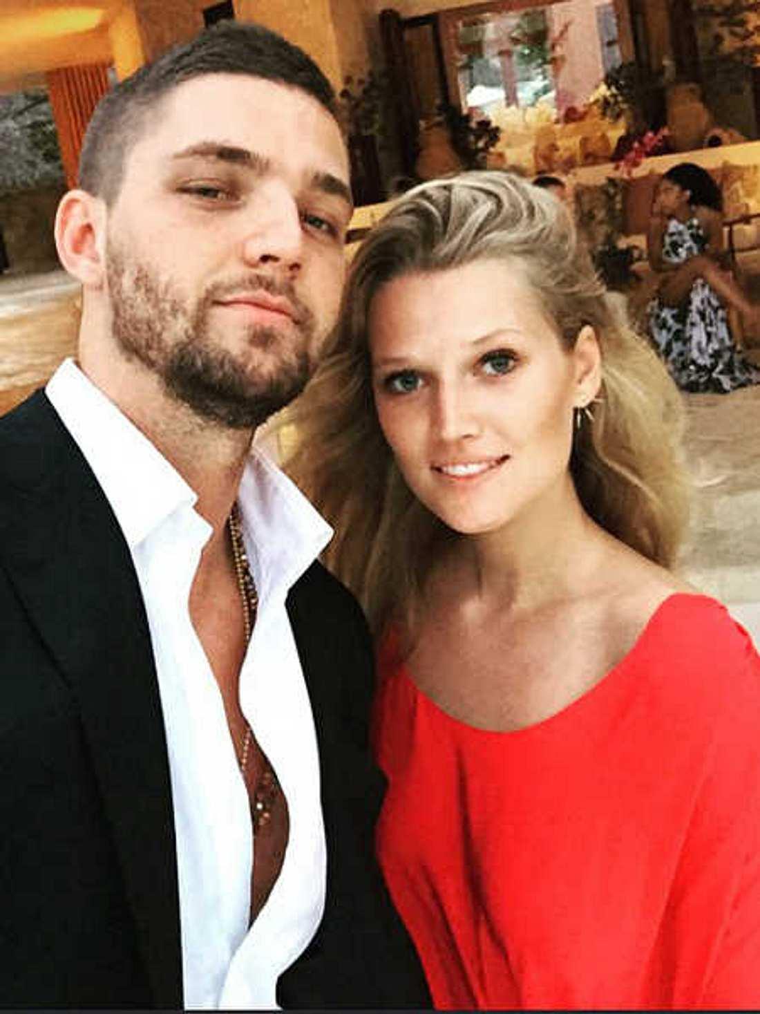 Toni Garrn: Ihr Freund Chandler Parsons bestätigt Beziehung via Instagram!