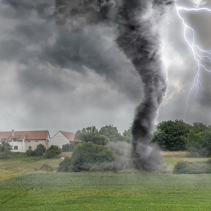 Tornado-Warnung fü...