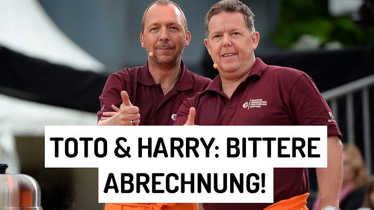 Toto & Harry: Bittere Abrechnung