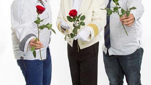 Elvis bekommt Schläge angedroht. - Foto: RTL2