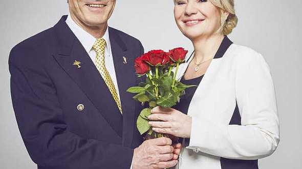 Heute heiratet Walther seine Marta
