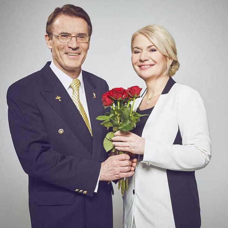 Traumfrau gesucht-Hochzeit: Walther und Marta trauen sich!