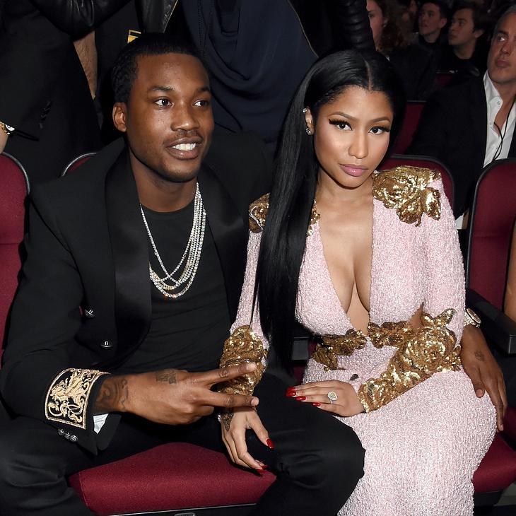 Harte Zeiten für Nicki Minaj und Meek Mill