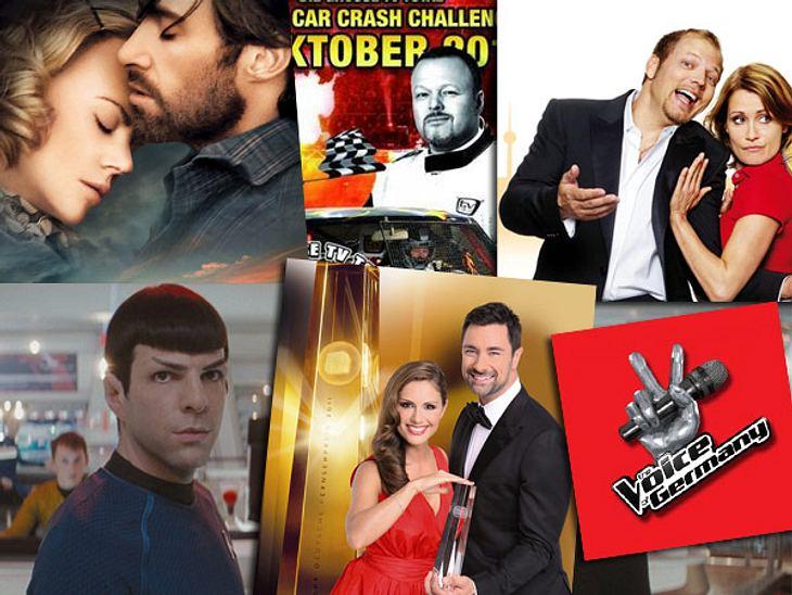 Die TV-Highlights im Herbst Mit diesen TV-Highlights versüßen Sie sich die bevorstehenden Herbst-Tage. Ob Kino-Hits, Serien oder neue Casting-Sendungen... Alles ist dabei! Freuen Sie sich auf gemütliche Fernsehabende.>> Noch mehr Buch